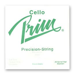 Prim 4/4 Cello String Set - Medium Gauge